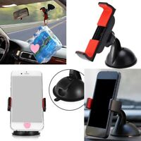 360°Car Holder Windshield Dashboard Suction Cup Mount Bracket for Cell Phone