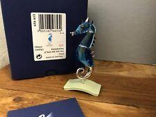 SWAROVSKI Figura 656653 Cavallucci Marini chipili 7,5 cm. con OVP & certificato.