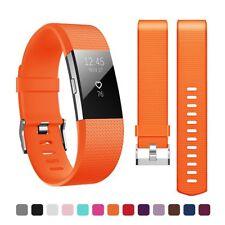 Carga Fitbit 2 Strap Banda Muñeca Reloj RECAMBIO PULSERA Accesorio