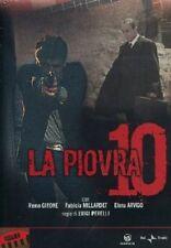 Dvd LA PIOVRA - Stagione 10 - (2001) (Box 2 Dvd)  ......NUOVO