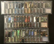 Lord of the Rings TCG AGES END Complete Set (40 Cards) (012)