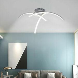 New LED Ceiling Light Chandelier Lamp Bedroom Bed Modern Living Room Lights