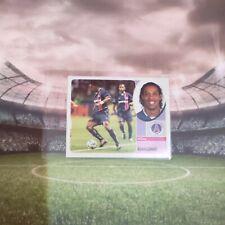 RONALDINHO Rookie PSG PARIS ST GERMAIN image sticker FOOTBALL 2003 PANINI Foot