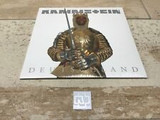 Rammstein - Deutschland  (2019) Ltd 7 inch vinyl single + sticker - new Emigrate
