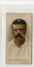More details for (gb2175-495) wills, cricketers 1896, w.l.murdoch, sussex g+