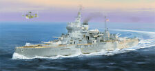 Trumpeter 05325 1/350 HMS Warspite 1942 Plastic Model Warship Kit