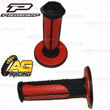 Pro Grip Progrip 798 Grips Red For Suzuki TM 250 Champion 1972-1990