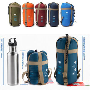 Ultra Light Sleeping Bag Single Waterproof Envelope Outdoor Hiking Camping