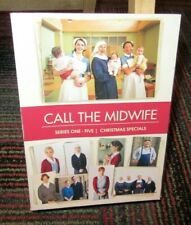 CALL THE MIDWIFE: SERIES 1-5 & CHRISTMAS SPECIALS 16-DISC DVD SET, UK BBC TV