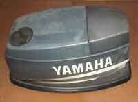 Yamaha 40 HP 2 Stroke Engine Cover Top Cowl PN 63B-42610-20-4D Fits 1985-2001