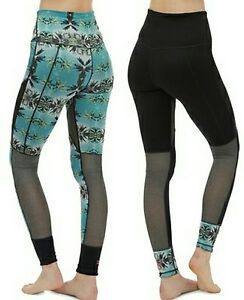 Sweaty Betty Urdhva Reversible Leggings size L NEW ON296-B13