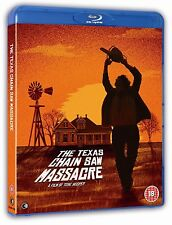The Texas Chain Saw Massacre: 40th Anniversary Restoration - Blu ray NEW SEALED