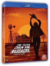 The Texas Chain Saw Massacre: 40th Anniversary Restoration - Blu ray NEW SEALED