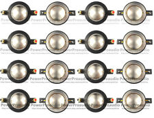 16pcs 1701Tweeter Diaphragm Mackie  SRM-450 C300Z P-Audio BMD-440 BMD-450 Driver