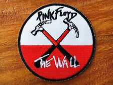 Pink Floyd Sew Iron On Patch Embroidered Rock Band Logo Badge New