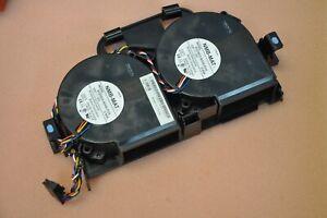 Dell Poweredge 850 Server Dual Cooling Fan Assembly BG0903-B049-P0S CN-0X8934