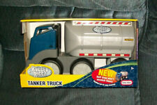 Little Tikes Rugged Riggz TANKER TRUCK SEMI NEW IN PACKAGE 2005 VHTF