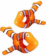 O2COOL Clown Fish Boca Beach Towel Clips NEMO Set of two