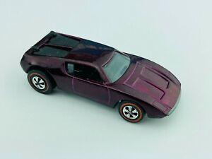 Hot Wheels Redline AMX/2 Magenta US NM/M Minty Clean !!!