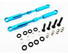 Hot-Racing ECT5706 Blue Aluminum 89mm Rear Turnbuckles ECX 1/10 2wd (New!)