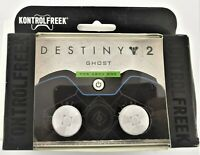 Kontrol Freek Destiny 2 Ghost Xbox One Controller Thumb-Grips  Sticks (WHITE)