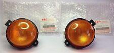 Suzuki Jimny Samurai Front Turn Signal Lamp Assy RH & LH / Grille Signal Lamp