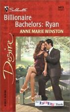 Billionaire Bachelors: Ryan The Baby Bank Silhouette Desire
