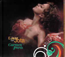 Carmen Paris - EJazz Con Jota (CD - first edition)