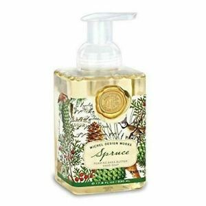 Michel Design Works Foaming Hand Soap, 17.8-Ounce, Spruce
