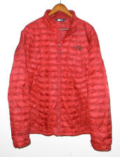 The NORTH FACE Insulated PUFFER Jacket THERMOBALL Lightweight RED Mens : XL
