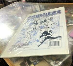 Full Trim Premiere Comic Book Art Boards 400 2ply Smooth 11x17  854549000430