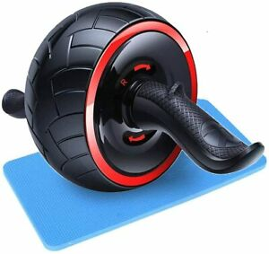 GROSSē ABDOMINAL EXERCISE ROLLER ABS AB BODY FITNESS STRENGTH TRAINING ABS WHEEL
