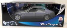 Limousines miniatures gris 1:18