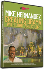 CREATING DRAMA WITH LIGHT AND COLOR WITH MIKE HERNANDEZ - Art Education DVD