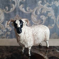 More details for john beswick sheep figurine 'black faced ewe' very good condition