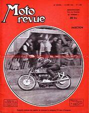 MOTO REVUE 1089 IC 350 TAHTI 125 M.M.3 HOCKENHEIM DKW NSU BERGERAC BOL d'OR 1952