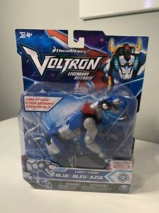VOLTRON LEGENDARY DEFENDER PLAYMATES 2017 BLUE LION ACTION FIGURE