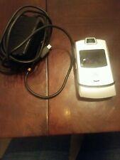 Motorola Triumph - silver (Unlocked) Smartphone