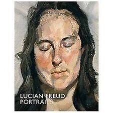 LUCIAN FREUD PORTRAITS - MICHAEL AUPING, ET AL. SARAH HOWGATE (HARDCOVER) NEW