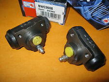 FIAT BRAVA, BRAVO, MAREA (95-02)NEW BRAKE CYLINDERS PAIR - BWC3608
