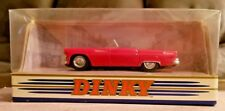 Matchbox Dinky 1955 Ford Thunderbird Convertible 1:43 Red Die Cast Car DY031/B