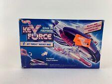 Vintage Hot Wheels Key Force Jet Threat Rocket Bike 1992 Mattel Heroic Keymaster