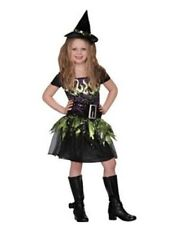 Girls Size Small 4-6 * Spellcaster Witch * Costume Nwt/Nip