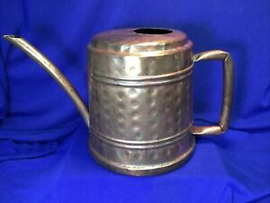Copper Watering Can /  2 Quarts