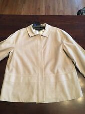LAFAYETTE 148 New York Jacket Top Size Large