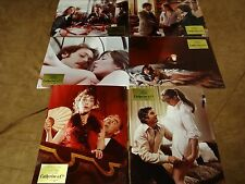 jane birkin dewaere CATHERINE ET Cie  !  jeu photos cinema prestige lobby cards