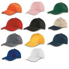 CAPPELLO CAPPELLINO HAT CAP BERRETTO CON VISIERA GOLF  6 PANNELLI OFFERTA
