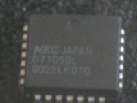D71059 CMOS PROGRAMMABLE INTERRUPT CTL FOR MCU PLCC 1PC
