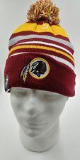 NFL Washington Redskins New Era Knit Beanie with Pom
