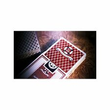NAUTICAL RED DECK OF PLAYING CARDS BY HOUSE OF PLAYING CARDS MAGIC TRICKS